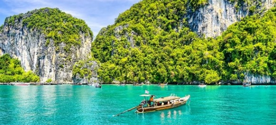 Thailand / Khao Lak - Tranquil Stay in Serene Resort & Optional Stop in Bangkok at the The Leaf on the Sands 4* & Optional Bangkok Stopover