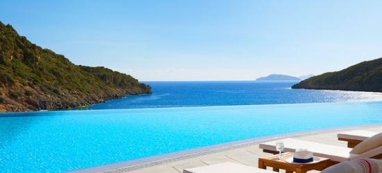 Greece / Crete - Spectacular Sea Views and Private Pools at the Daios Cove Luxury Resort & Villas 5*