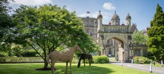 Gloucestershire - Historic Manor House in Stunning Surroundings at the De Vere Tortworth Court 4*