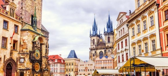 Czech Republic / Prague - Elegant Hotel in Trendy Karlín District at the Hotel Royal Prague 4*