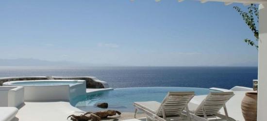 Greece / Mykonos - Spacious Suite with Incredible Views at the Kirini: My Mykonos Retreat 5*