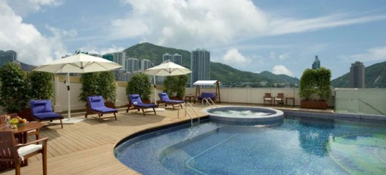 China / Hong Kong - Luxury & Design in the Heart of Causeway Bay at the Regal Hongkong Hotel 5*