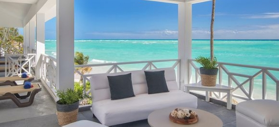 Dominican Republic / Punta Cana - All Inclusive Beach Front Hotel at the Whala! Bavaro 4*