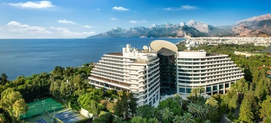 Turkey / Antalya - Stunning Hotel with Entrance to Land of Legends at the Rixos Downtown 5*