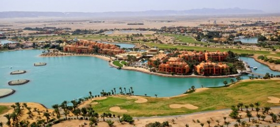 Egypt / El Gouna - All Inclusive Bliss with Private Beach & Golf Course at the Steigenberger Golf Resort El Gouna 5*