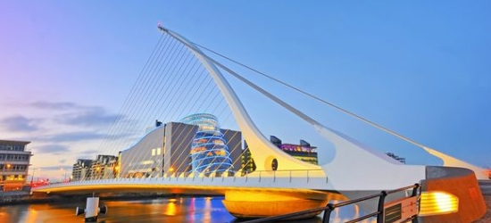 Republic of Ireland / Dublin - Modern Hotel Close to Guinness Storehouse at the Ashling Hotel 4*