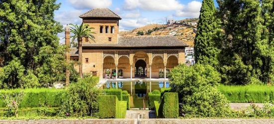 Tour - Explore the Lures of Andalusia  at the Andalusia Tour with Beach Extension