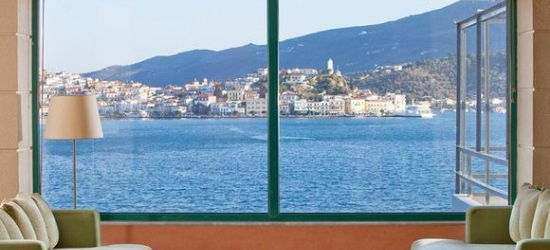 Greece / Poros - Authentic Greek Island Getaway at the Xenia Poros Image Hotel 4*