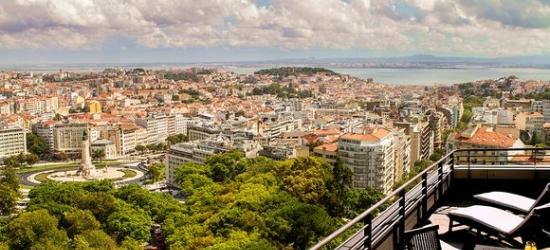 Portugal / Lisbon - Luxury Hotel with Inspiring Views of Eduardo VII Park at the InterContinental Lisbon 5*