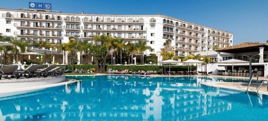Marbella - Adults-Only Retreat in Exclusive Location at the H10 Hotel Andalucia Plaza 4*