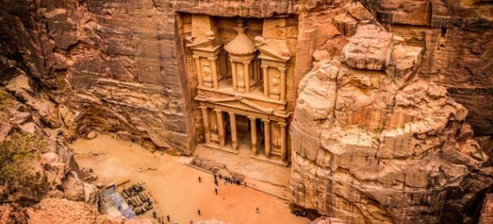 Jordan / Tour - Epic Adventure Through Ancient Lands & Optional Turkey Stay at the Discover Jordan 4/5* with Optional Istanbul