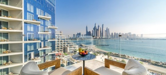 United Arab Emirates / Dubai - Luxury Beachfront Brilliance on The Palm at the FIVE Palm Jumeirah Dubai 5*