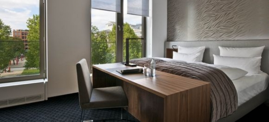 Germany / Berlin - Casual Contemporary Style in Fabulous City Location at the COSMO Hotel Berlin Mitte 4*