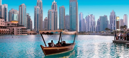 United Arab Emirates / Dubai - Discover Dubai City, Cruise and Desert at the Crowne Plaza Dubai 5* with Included Excursions
