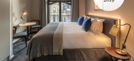 London - Brand New Hotel 3 Minutes from Covent Garden at the The Nadler Covent Garden Hotel 4*