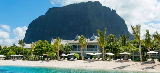 Mauritius - Upgraded Ocean Junior Suite in Paradisaical Setting at the St Regis Mauritius 5*