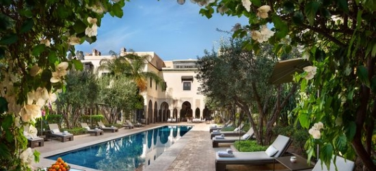 A Former Palace & Five-Star Luxury at the La Villa des Orangers 5*