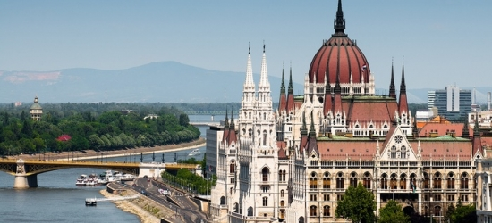 Budapest - 2-nights at a choice of 4* hotels with option for Széchenyi Spa entry
