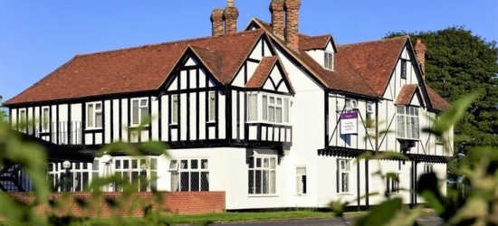 Oxfordshire: Double Room with Breakfast and Options on Tea with Scones and Dinner at 4* Mercure Thame Lambert Hotel