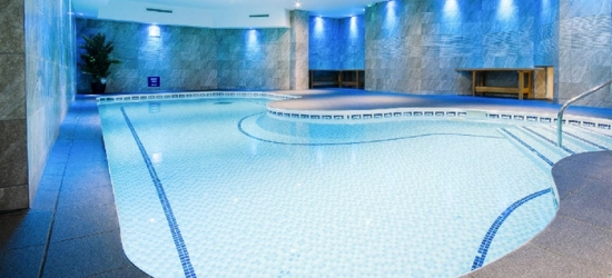 Bournemouth: 1 or 2 Nights for Two with Breakfast, Spa Discount, Leisure Access and Late Check-Out at Durley Dean Hotel