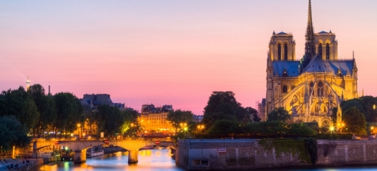 Paris: Comfort Room for Up to Four with Breakfast at Hotel de France Gare de Lyon