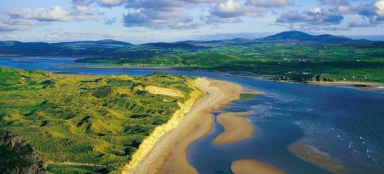2nt 4* Donegal Stay & Breakfast for 2 - Spa Treatment Upgrade!