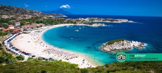 3 or 7nt 4* Halkidiki Beach Escape, Breakfast