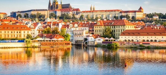 2-3nt Prague Getaway, Grand City Tour, Breakfast