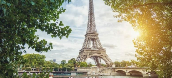 1-3nt Paris Stay, Eurostar & Cruise - Eiffel Tower Lunch Upgrade!