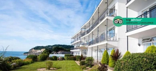 Isle of Wight Escape, 3-Course Dinner, Bottle of Wine & B'fast for 2