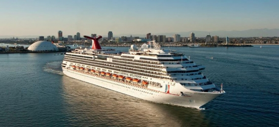 7nt California Tour, 7nt Carnival Splendor Mexico Cruise