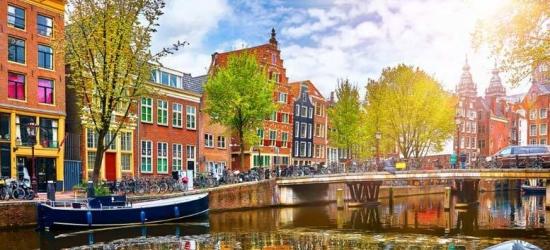 2-3nt Amsterdam Getaway, Sightseeing Canal Cruise