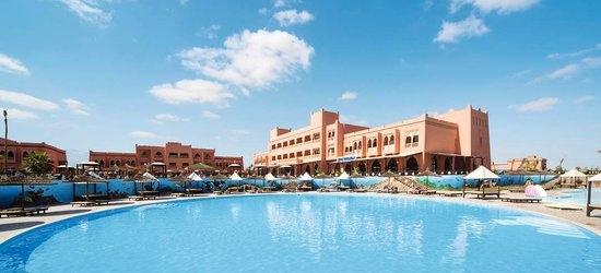 7 nights at the 5* Aqua Fun Club, Marrakech