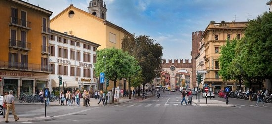 3 nights at the 3* Hotel Mastino, Verona, Veneto