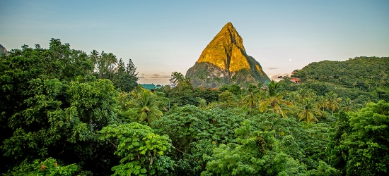 Win an all expenses paid holiday to Hotel Chocolat's St Lucia cocoa estate hotel