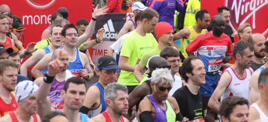 Win a luxury London Marathon experience weekend