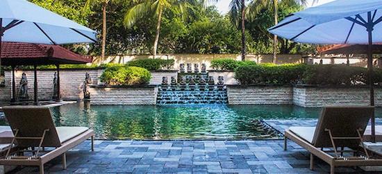 7nt 5* blissful Bali break w/extras