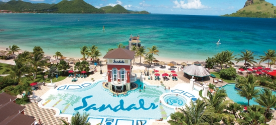Win a luxury all-inclusive St Lucia holiday