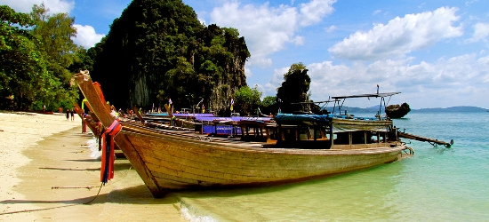 Direct BA return flights to Bangkok