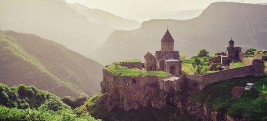Win an 8-day hiking adventure in Armenia worth £2,200