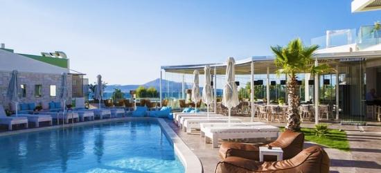 Adults-only suite escape in a Crete beach resort, Aloe Boutique & Suites, Greece