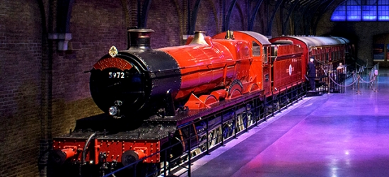 Elegant West London getaway with Harry Potter tour tickets