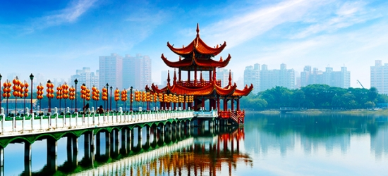 Incredible Taiwan tour with excellent excursions (deposit option available)