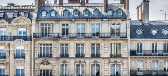 £110 per night | Etoile Park Hotel, Paris, France