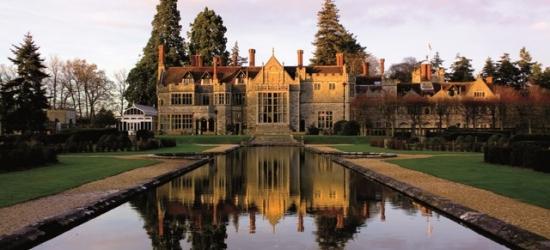 £179 per night | Rhinefield House Hotel, Brockenhurst, Hampshire