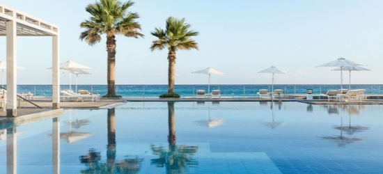 5* ultra all-inclusive Crete summer beach getaway