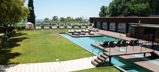 £163 per night   Hotel Miramar Barcelona, Barcelona, Spain