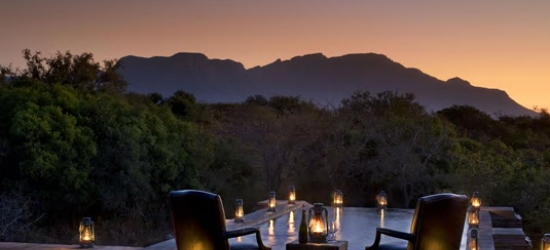 £345 per suite per night | Luxury South Africa stay with a choice of accommodation, Vuyani Safari Lodge or Vuyani Tented Camp, Hoedspruit