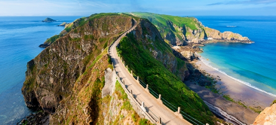 Classic Guernsey break with car hire & optional Sark excursion, The Peninsula Hotel, Channel Islands