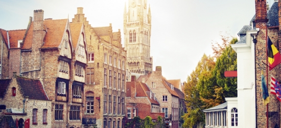 Chic central Bruges break with Eurostar or Eurotunnel travel
